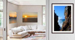 Des Photos artistiques superbement présentées